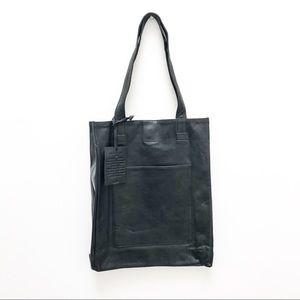 Latico Leather Tote MARGIE Black NWT
